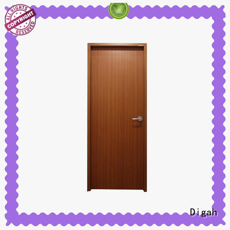long service life wood entry doors latest in china for conference rooms