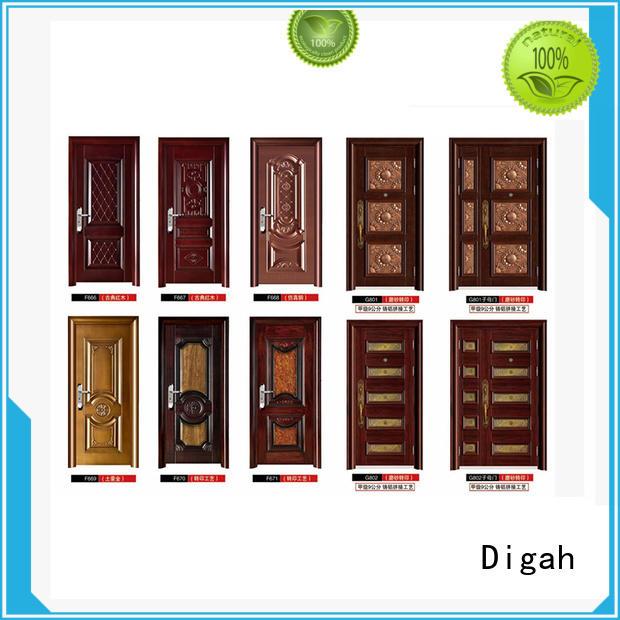 residential steel entry doors design for bathroom Digah