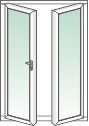 Digah -Latest Design Aluminium Frame Sliding Folding Patio Doors-3