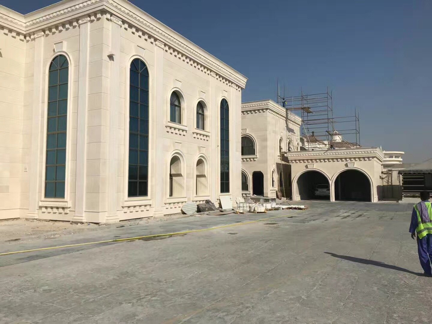 Digah -Professional Qatar Villa Project Supplier
