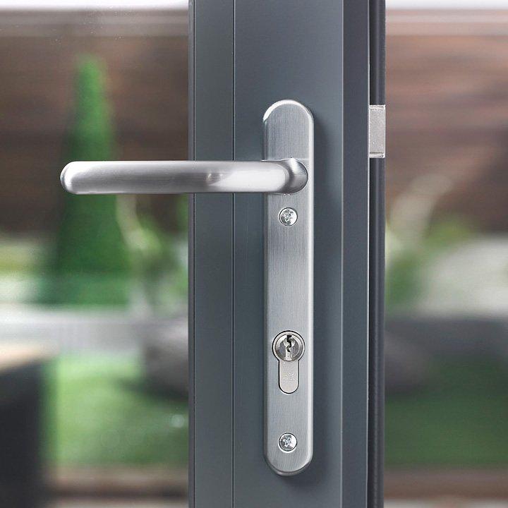 Digah -Custom Colorful Aluminium Frame Folding Patio Doors | Aluminium Door-24