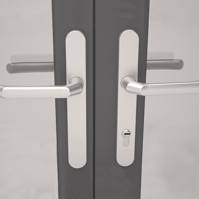 Digah -Custom Colorful Aluminium Frame Folding Patio Doors | Aluminium Door-27