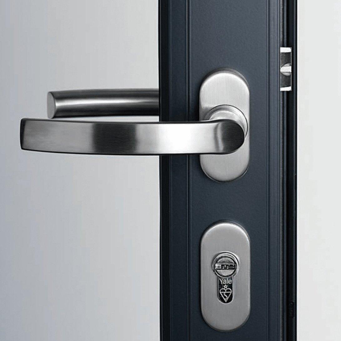 Digah -Custom Colorful Aluminium Frame Folding Patio Doors | Aluminium Door-28