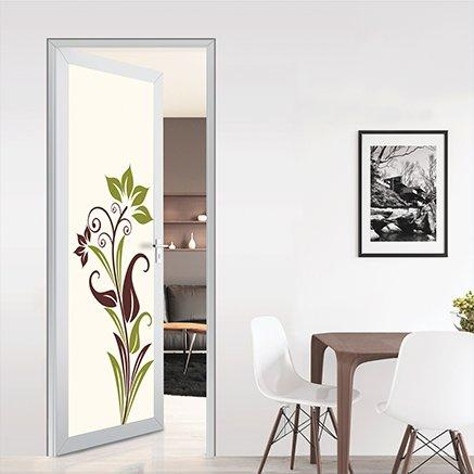 Customized Aluminium Frame French Swinging Doors