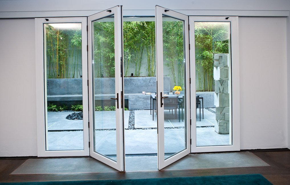 Digah -Find Custom Aluminium Frame French Swing Doors | Manufacture