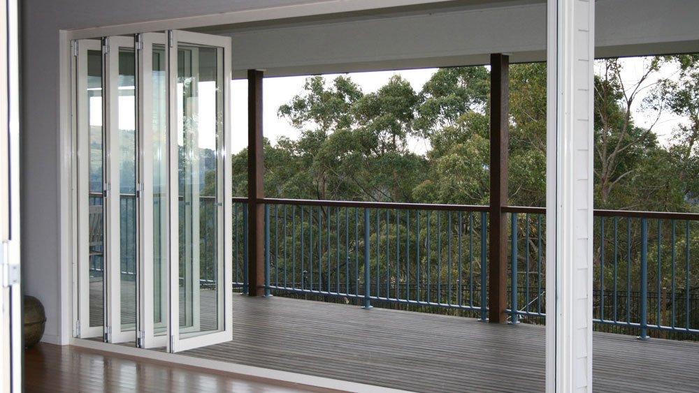 Digah -High-quality Customized Colorful Aluminium Bifold Doors Factory-1