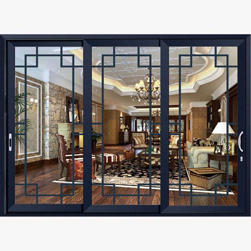 Customized Aluminium Frame Sliding Doors