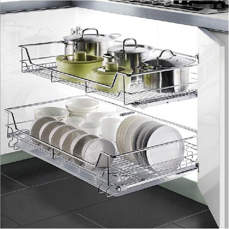 Digah -High-quality Customized Different Designs Of Acrylic Kitchen Cabinets-7