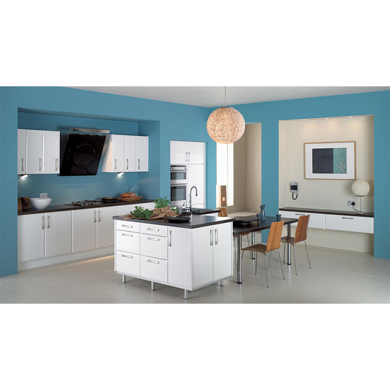 Hot Sale High Gloss Lacquer Kitchen Cabinets