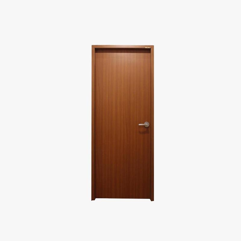 Latest design factory directly sales ABS wood door