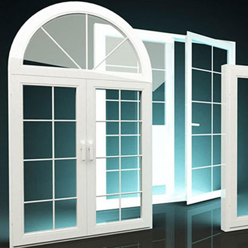 Customized Different Designs of Aluminium Frame Windows
