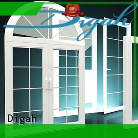 beautiful appearance aluminum windows for sale in different color for offices Digah