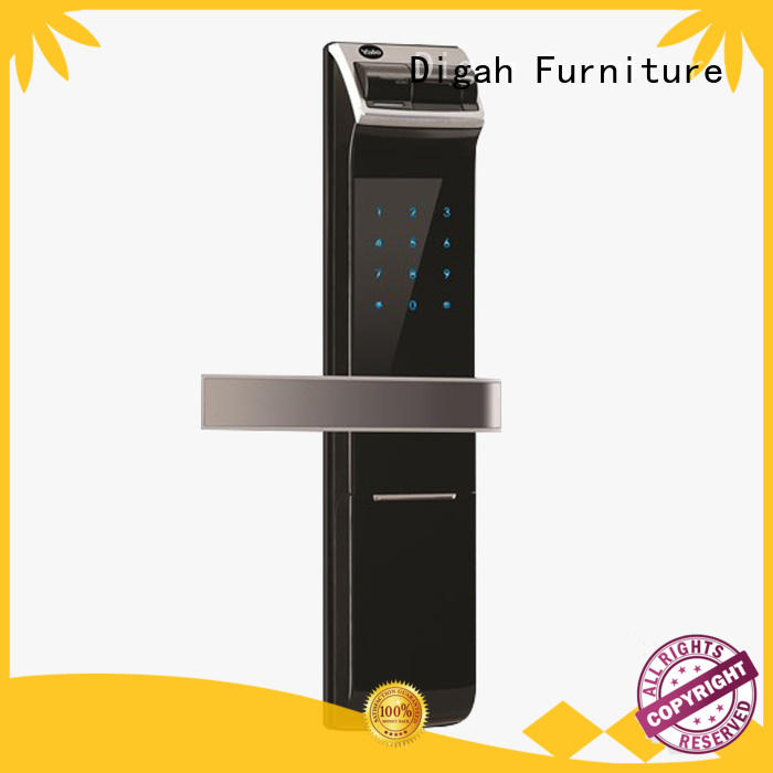 code electronic lock in china for home decoration