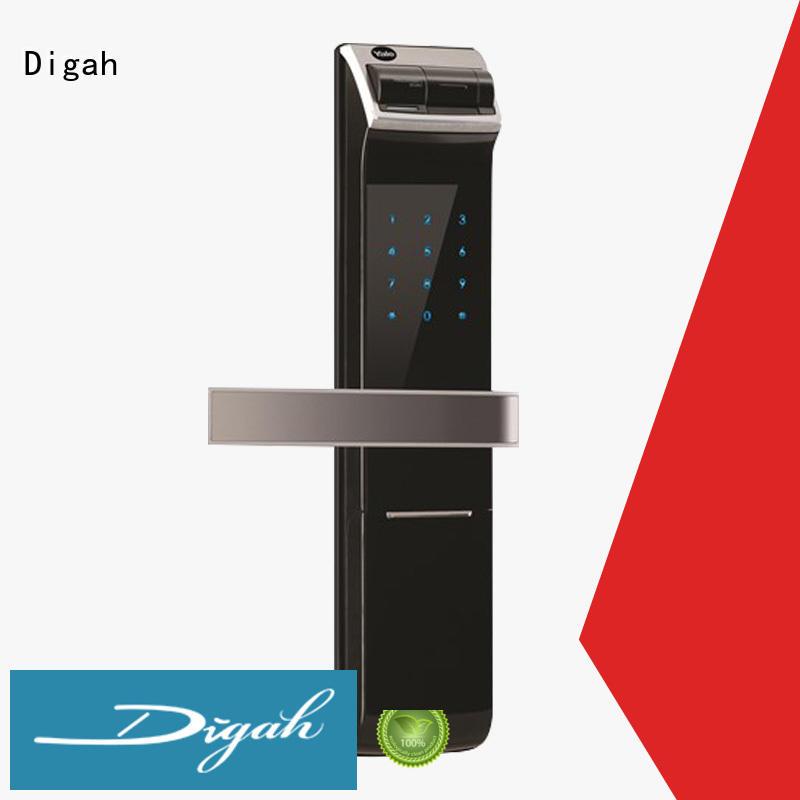 pin code mechanical door lock mortise lever Digah Brand