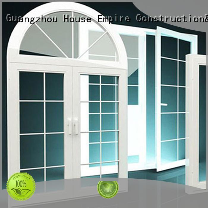 Customized Different Designs of Aluminium Frame Windows