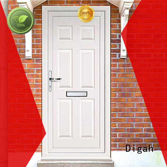 Digah high-quality solid wood interior doors solid for balcony
