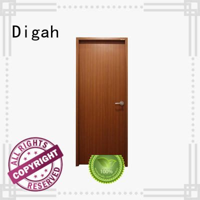 Digah Brand abs solid wood doors wood factory