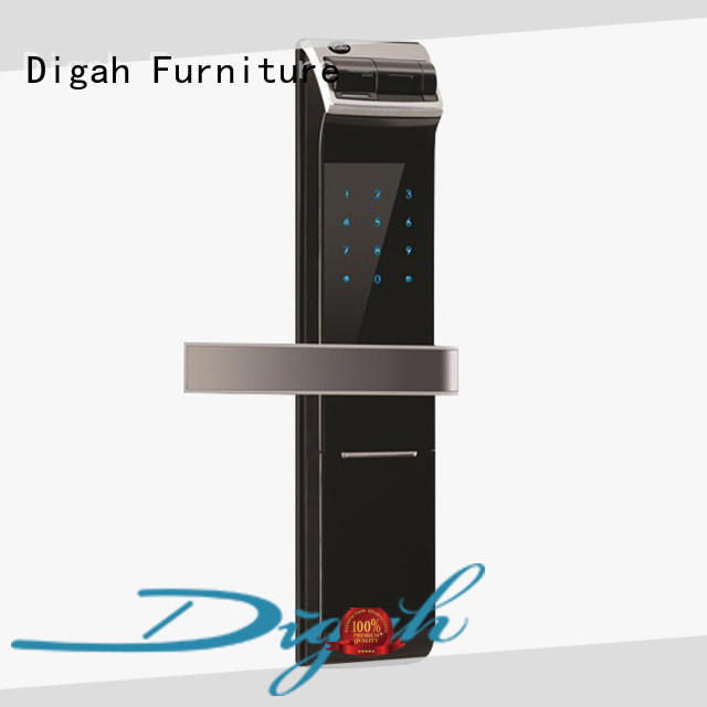 Digah code patio door lock in china for home decoration
