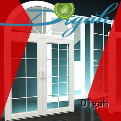 Digah aluminium aluminium windows prices certification for villas