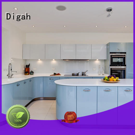 Digah easy to clean cabinet makers for wholesale for kitchen