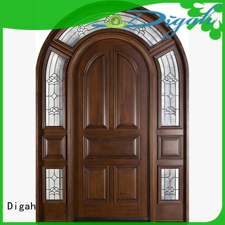 abs composite exterior OEM solid wood doors Digah