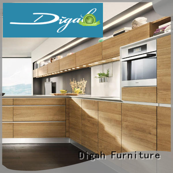Digah modern cabinet makers for manufacturer for kitchen