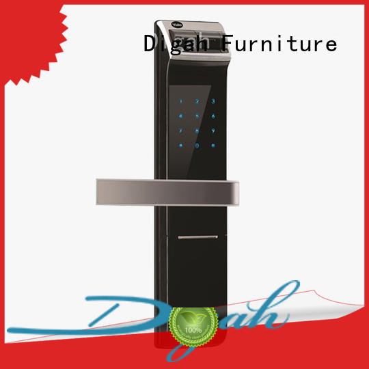 system hotel room Digah Brand mechanical door lock factory