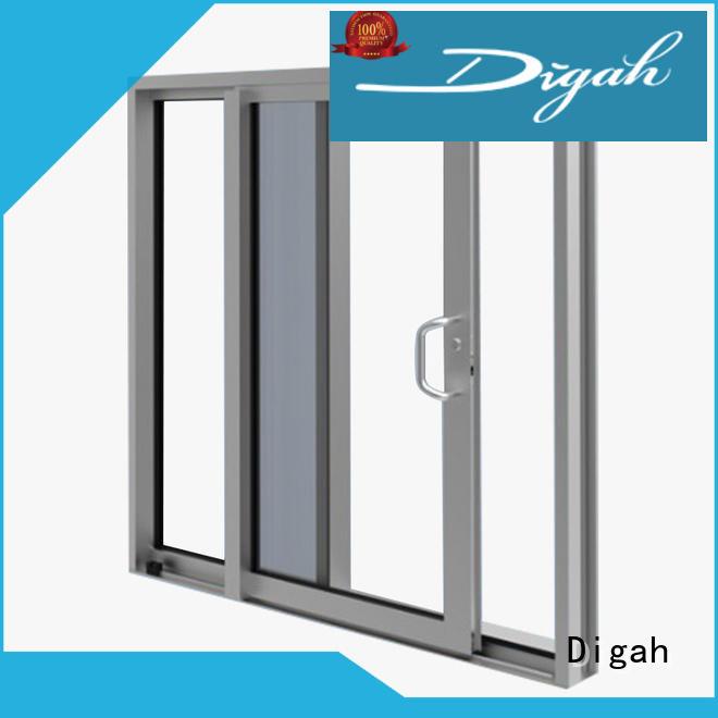 swinging aluminium front doors design for living room Digah