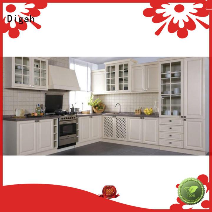 pvc black kitchen base cabinets aluminium for decorating Digah