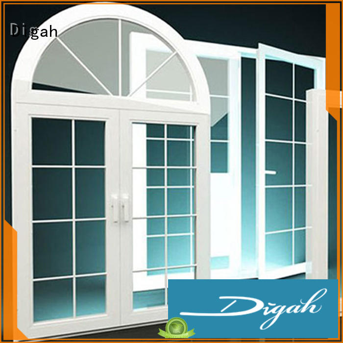 good choice powder coated aluminium windows vendor for residential