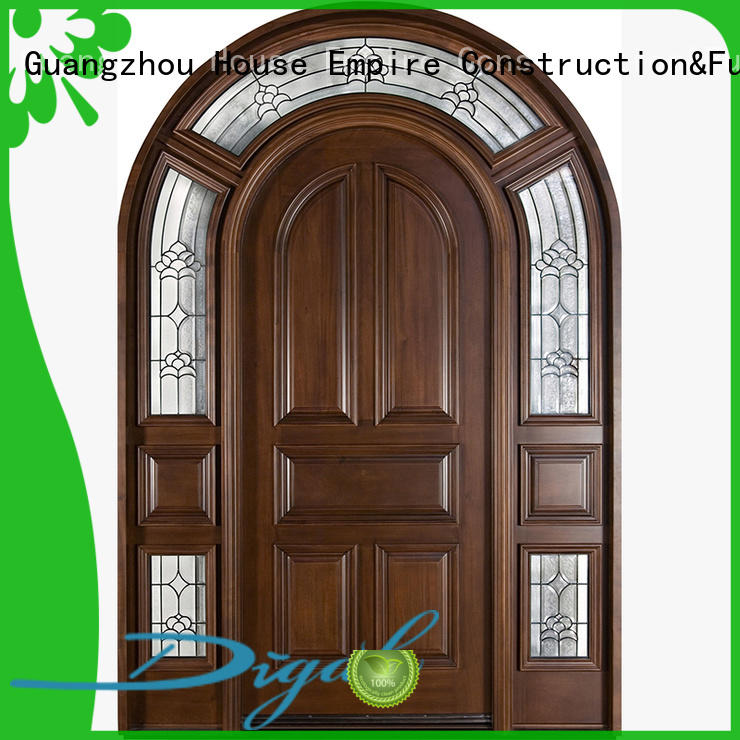 hardwood doors carved for dining room Digah