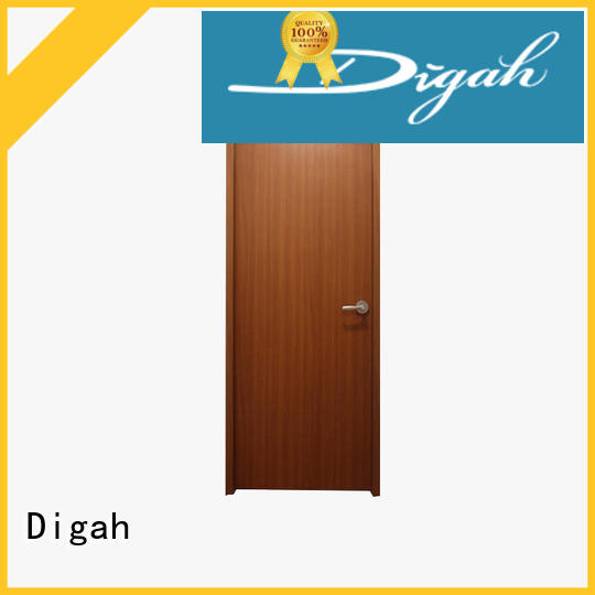 Digah high-quality wooden outside doors solid for bathroom