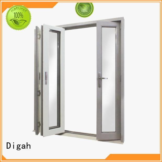 Customized Colorful Aluminium Bifold Doors