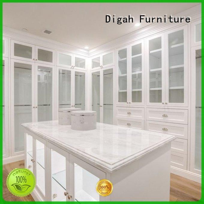 sliding door Home Furniture OEM wooden wardrobe Digah