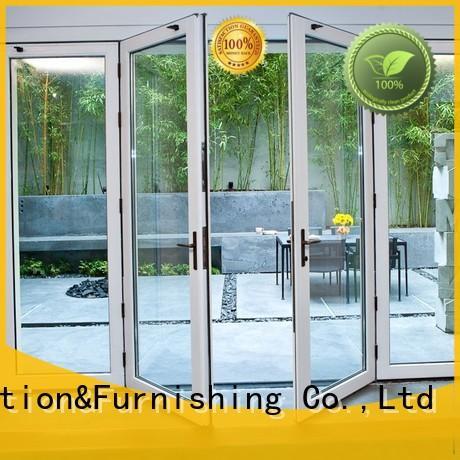 sliding aluminium sliding patio doors popular for balcony Digah