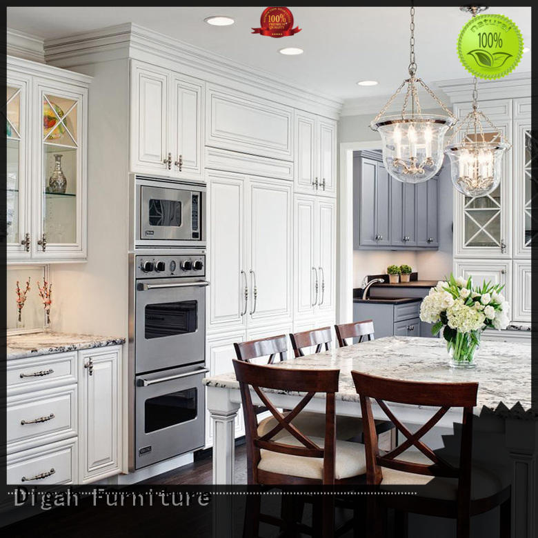 Digah high quality kitchen cabinets wholesale at discount for kitchen