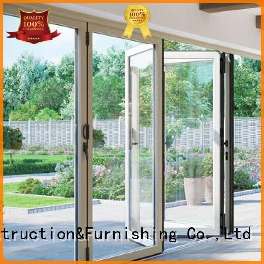 Digah latest aluminium sliding doors vendor for conference rooms
