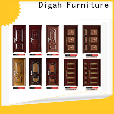 Digah high-end steel door series for conference rooms