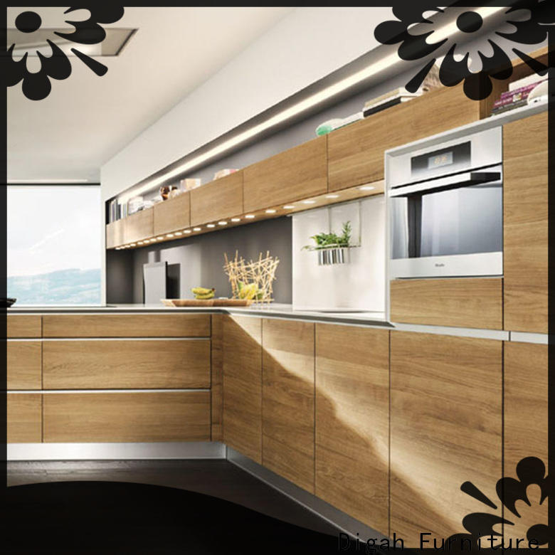 professional kitchen wall cabinets customized for kitchen