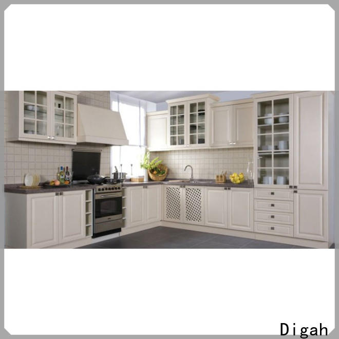 Digah high quality kitchen cupboard models at sale for kitchen