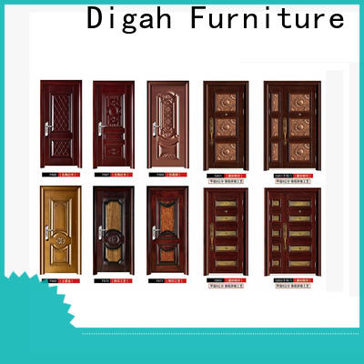 Digah design steel door series for bathroom