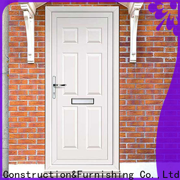Digah easy to Install hardwood doors order now for balcony