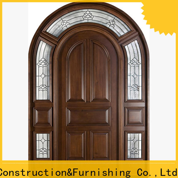 high-end solid wood doors sales top brand for dining room