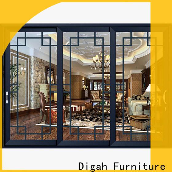 elegant aluminium bifold doors glass vendor for living room